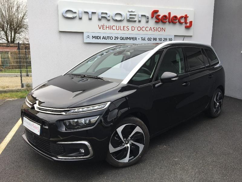CITROEN Grand C4 Picasso THP 165 Shine EAT6 Cuir / Toit Pano