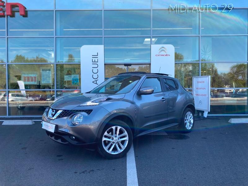 NISSAN Juke 1.2 DIG-T 115 Connect Edition Toit Pano